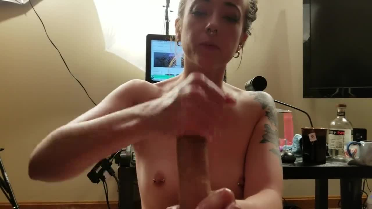 Caught Jerking Off My Sister