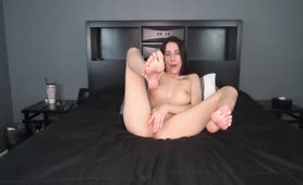 Foot Worship and Masturbation