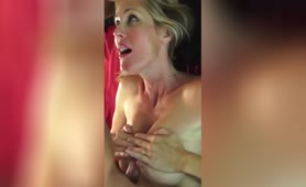Cheating Fuckslut Wife Begs for Facial