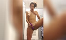 Buttplug Changing Room - Exhibitionism