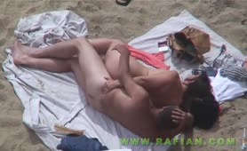 Beach Voyeur, Mature Couples Have