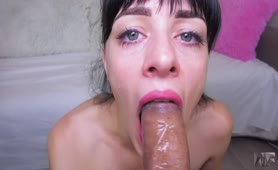 Quick Anal Fuck,her Hole so Tight and Hot i can't Control Cumshot
