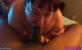 Having Fun with my Sexy Mature Friend