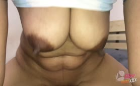 Asian Wife and Fucking Experience with Cum twice