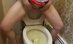 SUPER LONG POWER PISS So relieving