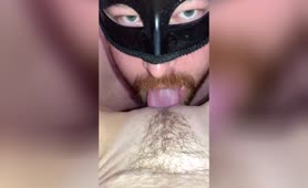 Married Couple's Raw Sex Video is so Kinky Features Ass to Mouth with Strap on Dildo